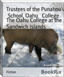 The Oahu College at the Sandwich Islands