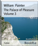 The Palace of Pleasure Volume 3