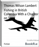 Fishing in British Columbia With a Chapter on Tuna