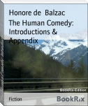 The Human Comedy: Introductions & Appendix