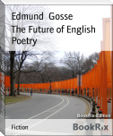 The Future of English Poetry