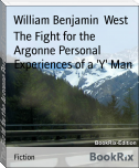 The Fight for the Argonne Personal Experiences of a 'Y' Man
