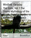 The Edda, Vol. 1 The Divine Mythology of the North, Popular Studies in Mythology, Romance, and Folklore, No. 12