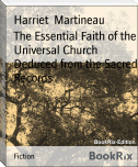 The Essential Faith of the Universal Church Deduced from the Sacred Records
