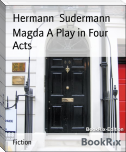 Magda A Play in Four Acts