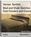 Mud and Khaki Sketches from Flanders and France