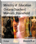 Ontario Teachers' Manuals: Household Management