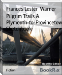 Pilgrim Trails A Plymouth-to-Provincetown Sketchbook