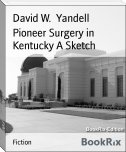 Pioneer Surgery in Kentucky A Sketch