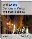 Sermons on Various Important Subjects