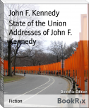 State of the Union Addresses of John F. Kennedy