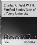 Stanford Stories Tales of a Young University