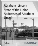 State of the Union Addresses of Abraham Lincoln