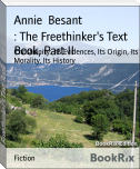 : The Freethinker's Text Book, Part II