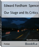 Our Stage and Its Critics