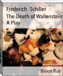 The Death of Wallenstein A Play