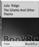 The Ghetto And Other Poems