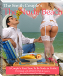 The Nude Beach; A Couple's First Time Nude in Public