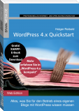 WordPress 4.x Quickstart