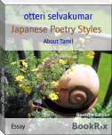 Japanese Poetry Styles