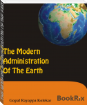 THE MODERN ADMINISTRATION OF THE EARTH