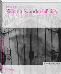 What a 'wonderful' life