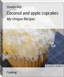 Coconut and apple cupcakes