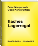flaches Lagerregal