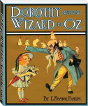 Dorothy and the Wizard in Oz (Illustrated)