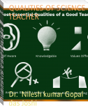 QUALITIES OF SCIENCE TEACHER