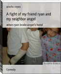 A fight of my friend ryan and my neighbor angel