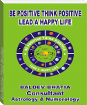 Be Positive Think Positive