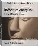 Do Worries Annoy You