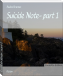 Suicide Note- part 1