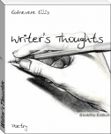 Writer's Thoughts