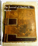 The Journal of Charles B. Morton