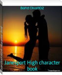 Janesport High character book