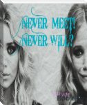 Never Meet !   Never Will ?