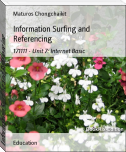 Information Surfing and Referencing