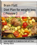 Diet Plan for weight loss ( Preview )