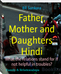 Father, Mother and Daughters Hindi