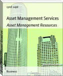 Asset Management Services