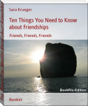Ten Things You Need to Know about Friendships