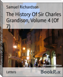 The History Of Sir Charles Grandison, Volume 4 (Of 7)
