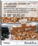 THE NATURAL HISTORY OF CHOCOLATE