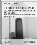THE STORY OF THE DUCHESS OF CICOGNE AND OF MONSIEUR DE BOULINGRIN