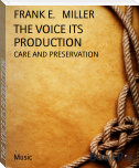 THE VOICE ITS PRODUCTION