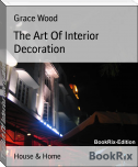 The Art Of Interior Decoration