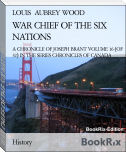 WAR CHIEF OF THE SIX NATIONS