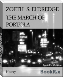 THE MARCH OF PORTOLA
